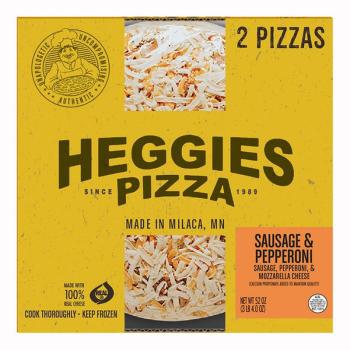 Heggies box