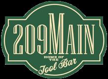 209 Main logo